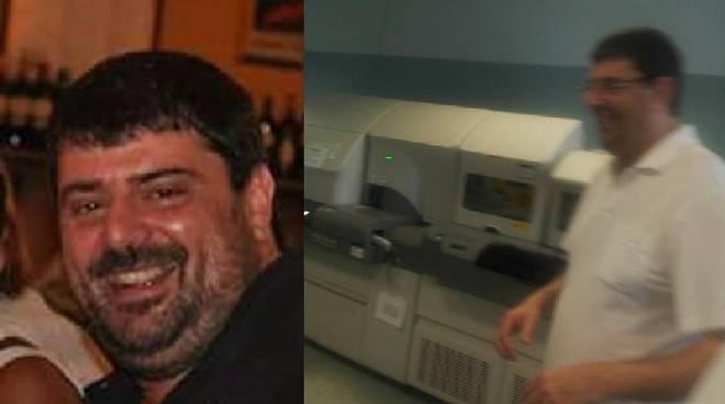 Roberto Scarella Dipendente Santa Corona Deceduto