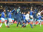 derby andata Genoa-Samp