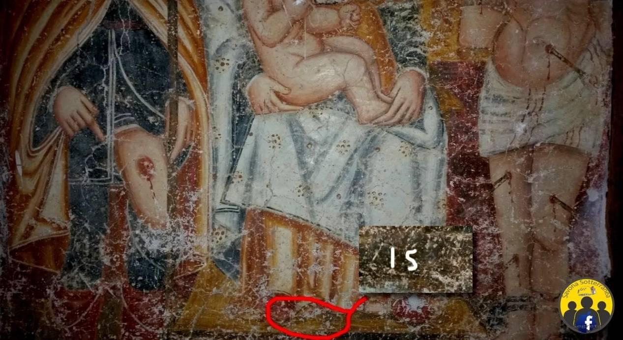Dipinto del Cinquecento