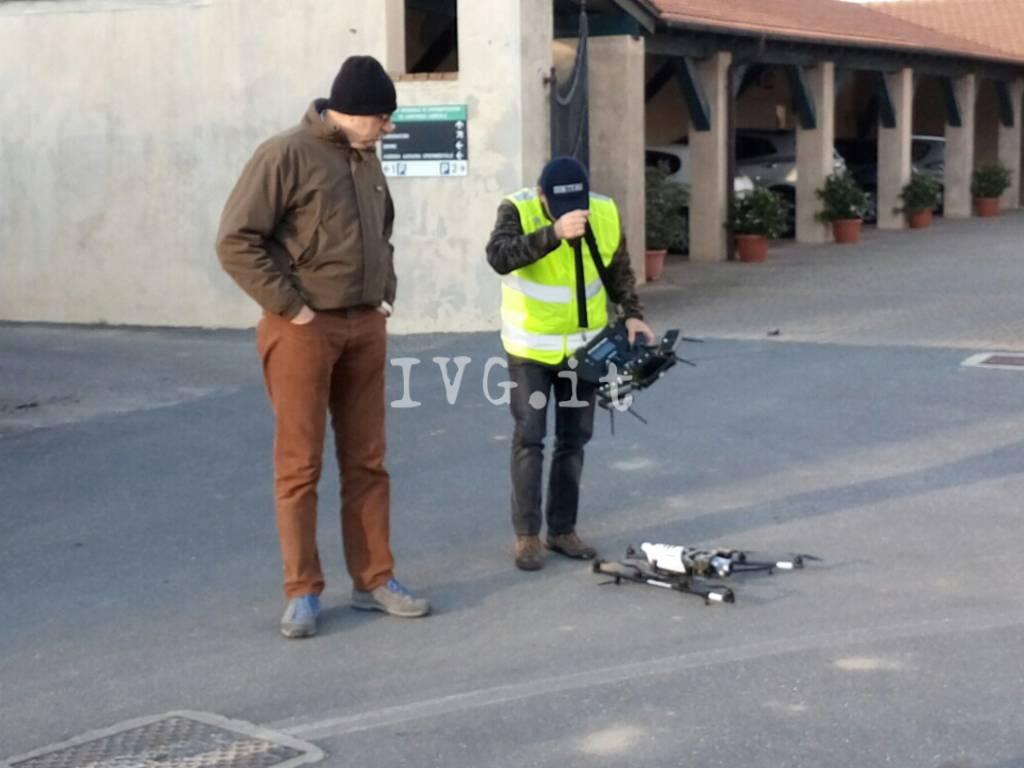 Drone punteruolo