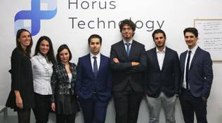 horus technology saverio murgia