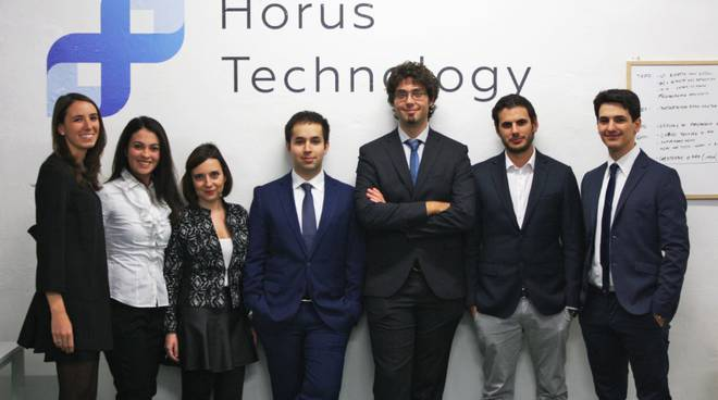horus technology saverio murgia