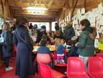 I bambini incontrano i Carabinieri a Santa Margherita