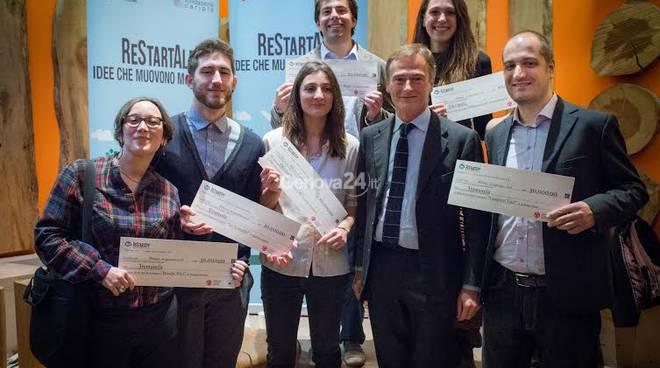 I vincitori di ReStartApp