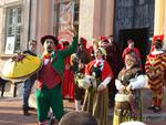 Loano, via al Carnevale