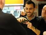 Marco Mengoni a Feltrinelli Presenta il suo nuovo disco
