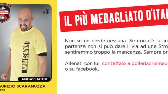 Maurizio Scaramuzza ambassador