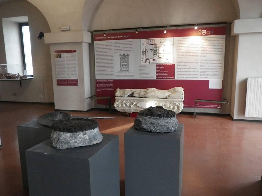 museo archeologico priamar savona