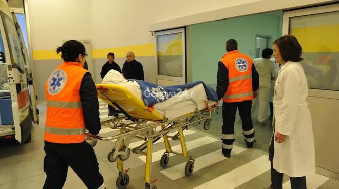 Ospedale di Rapallo, Croce Bianca
