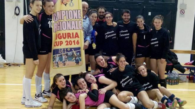 pallavolo Coppa Liguria