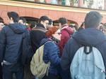 scuola protesta riscaldamento king
