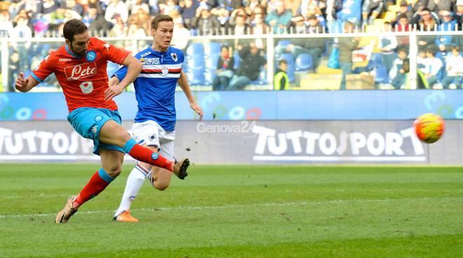 Serie A Sampdoria-Napoli