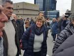 Susanna Camusso incontra i lavoratori Ilva