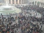 Unioni civili: la manifestazione a Genova