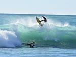 varazze mareggiata surf
