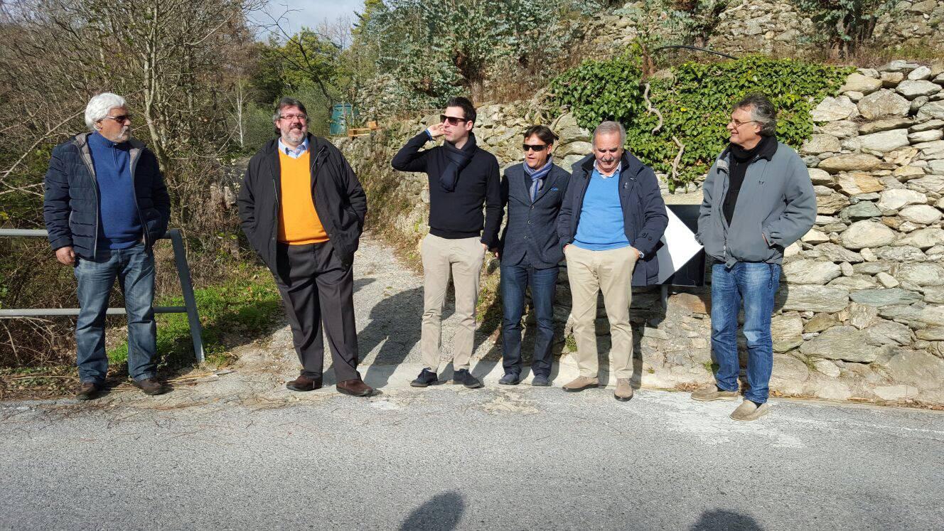 Vaccarezza Giampedrone Visita Giustenice