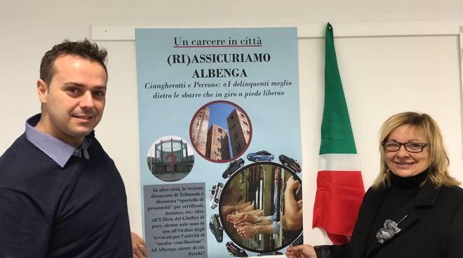 Carcere Albenga Proposta