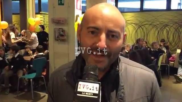 Andrea Piccardi preside scuole Mignone Savona