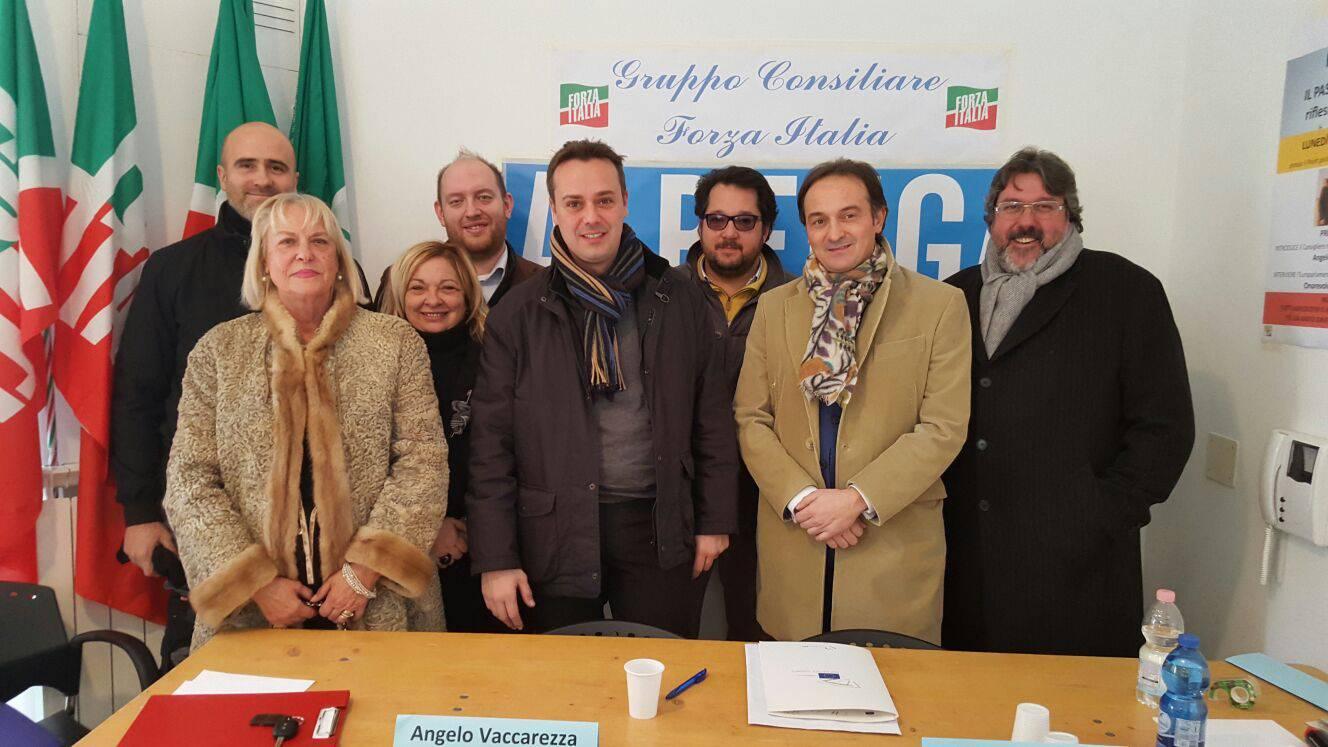 Albenga Passaporto Verde Convegno Forza Italia