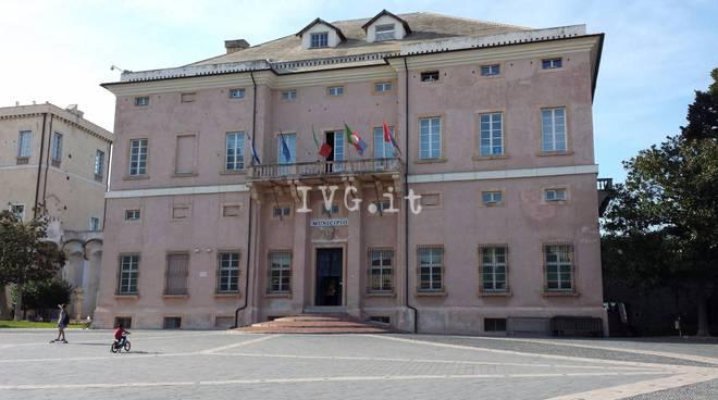 Loano Comune Palazzo Doria Municipio Piazza Italia