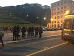 Veglia delle Sentinelle in piedi a Genova
