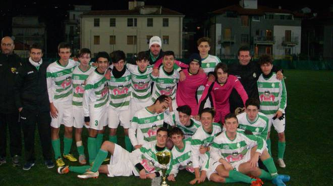 Winter Cup, Allievi