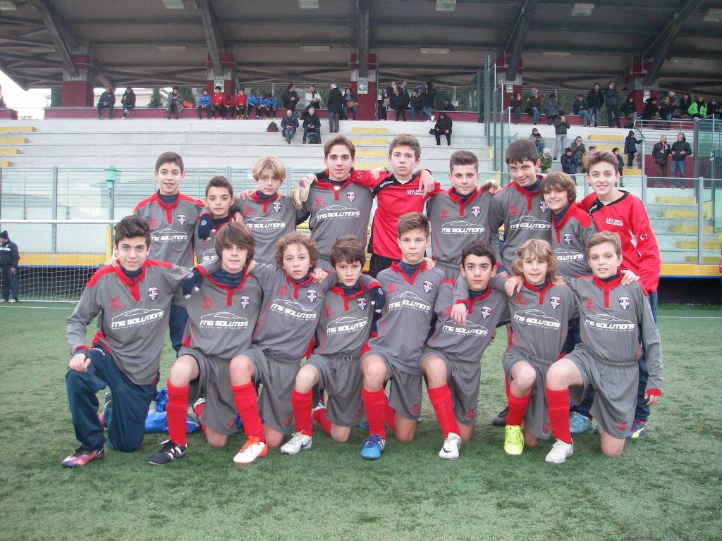 Winter Cup, Giovanissimi 2002