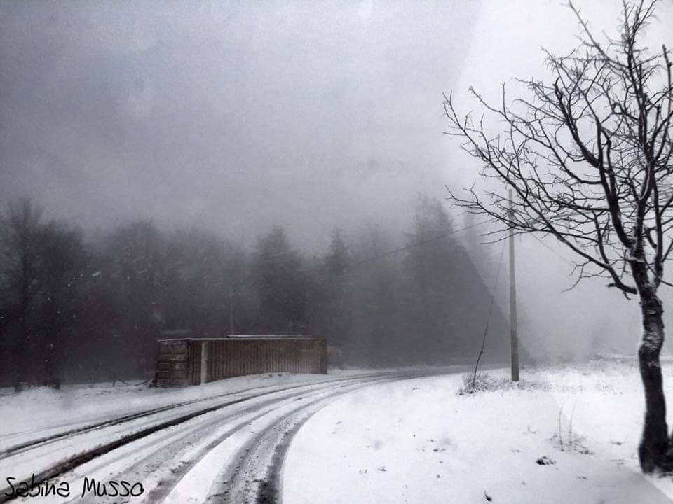 Neve al Melogno
