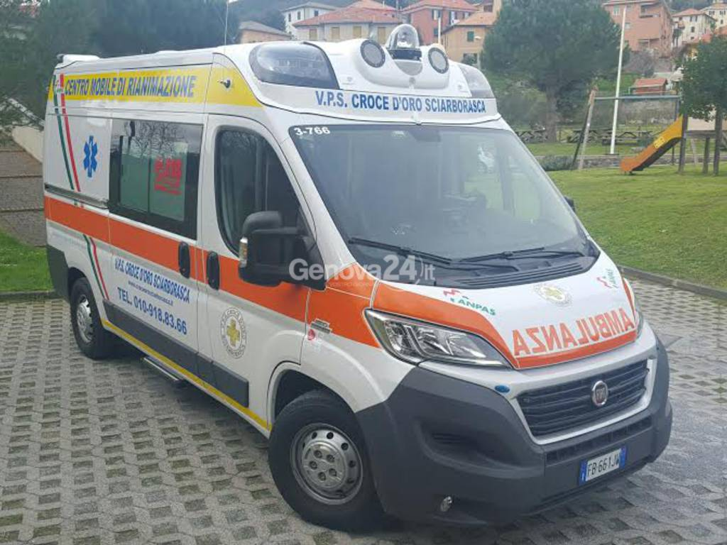 Ambulanza: unità mobile di rianimazione