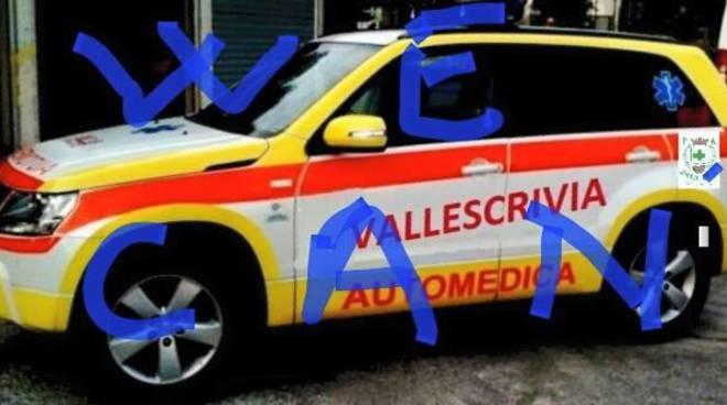 Automedica (Foto da Busalla Informa)