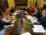 balneari tavolo presidio roma