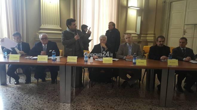 Bisagno e Fereggiano: sopralluoghi a Genova con il ministro Galletti