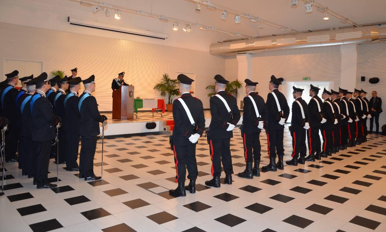 carabinieri giuramento