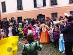 Carnevale di Arciragazzi a Lavagna