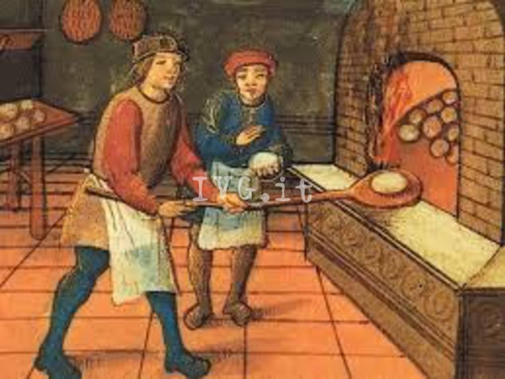 cibo medioevo