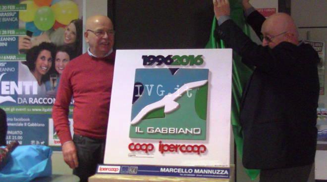 Conferenza vent'anni Ipercoop Savona