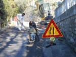 Andora Lavori Acquedotto San Damiano