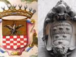 Albenga Stemma Città palazzo Peloso Cepolla