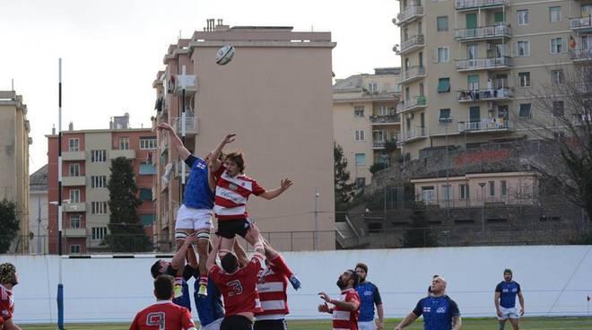 Cus Genova – ASR Milano