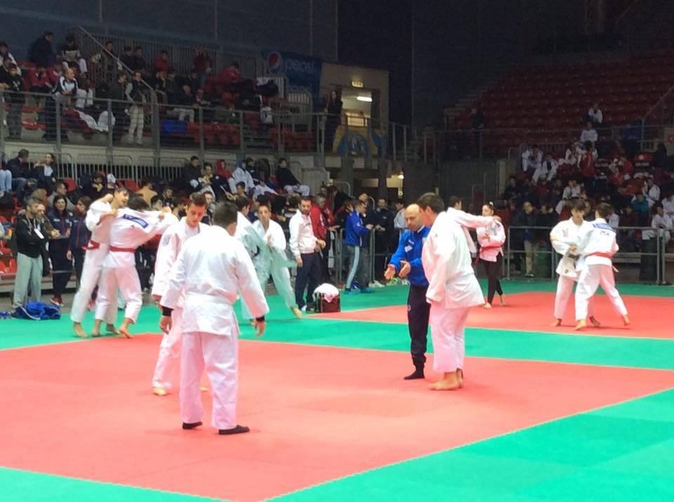 Genova Città di Colombo, Judo