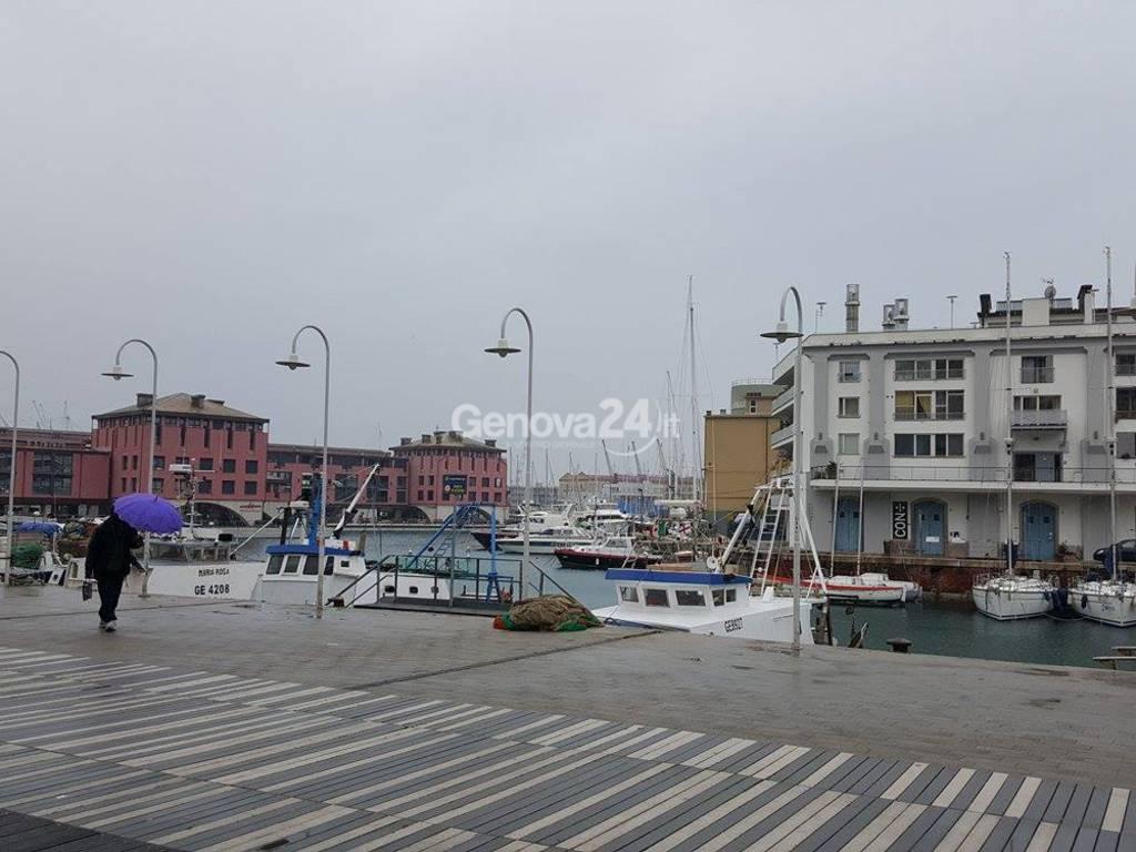 La darsena di Genova