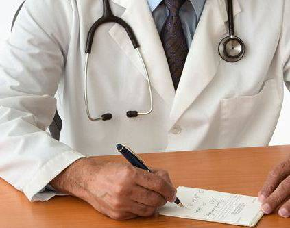 medico ricetta medica