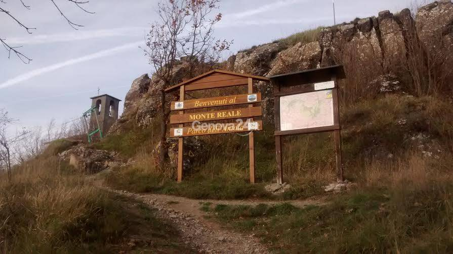 Monte Reale, parco dell'Antola