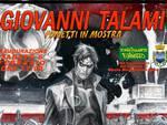 Mostra fumetti di Giovanni Talami