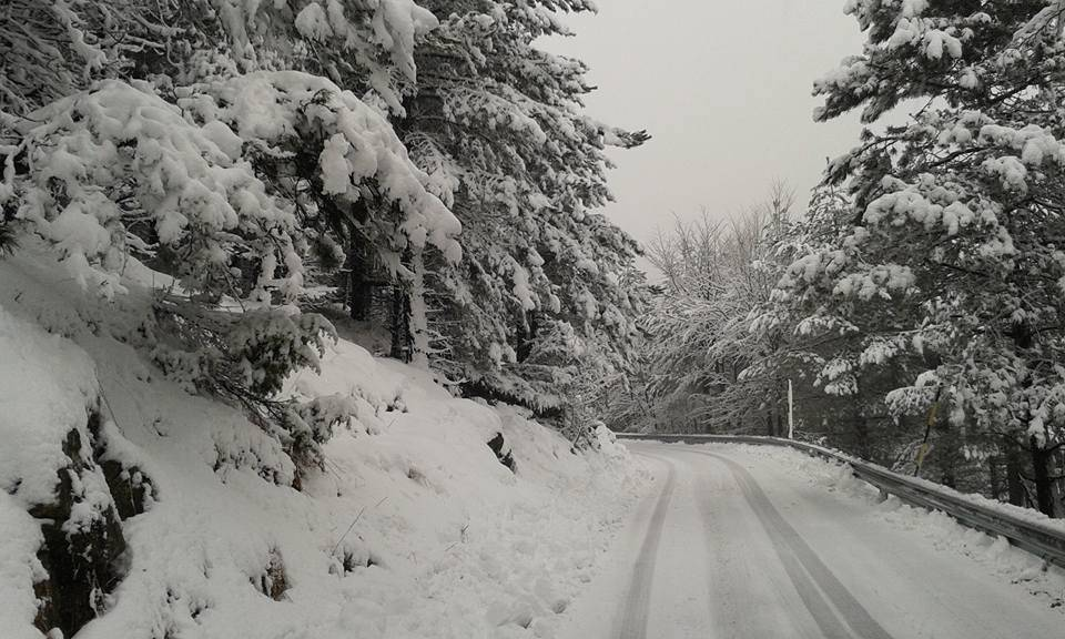 Neve al rifugio Pratorotondo