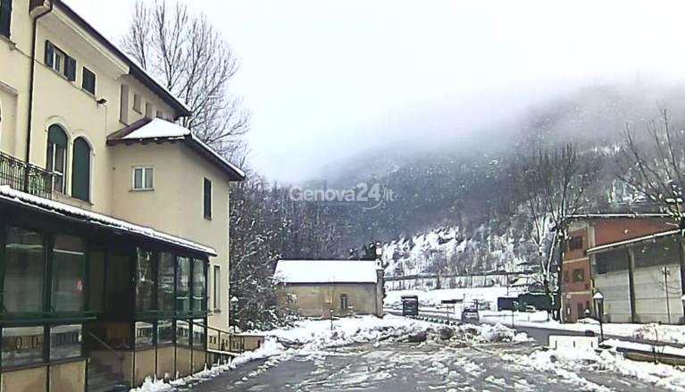 Neve a Campo Ligure