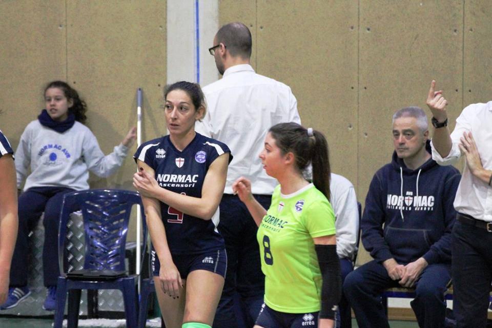 PallaNormac AVB Genova – Arredo Makhymo Acqui Terme