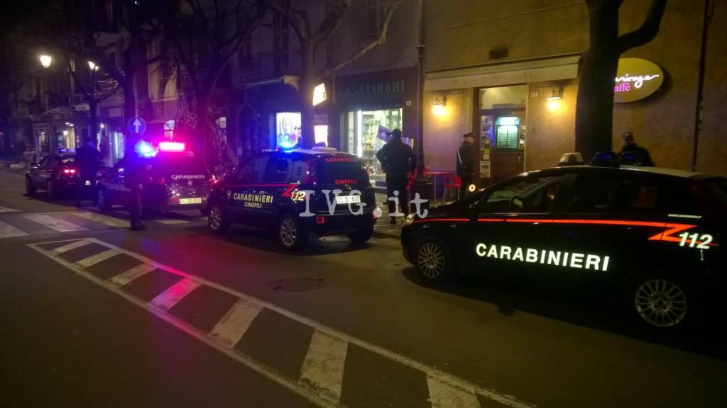 pattuglione albenga carabinieri
