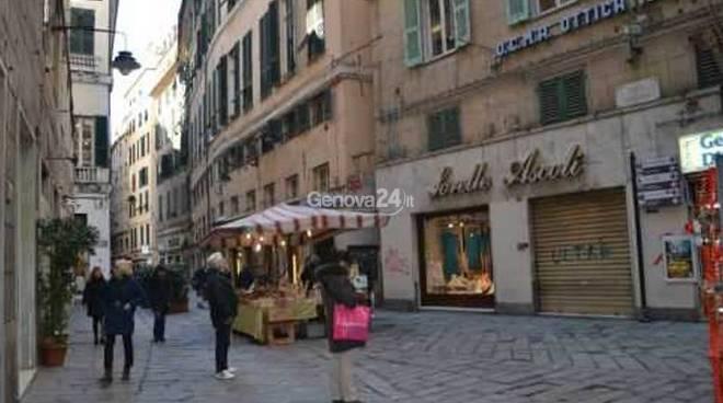 Piazza Soziglia