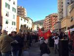 Profughi in via Edera, festa contro il razzismo in largo Merlo